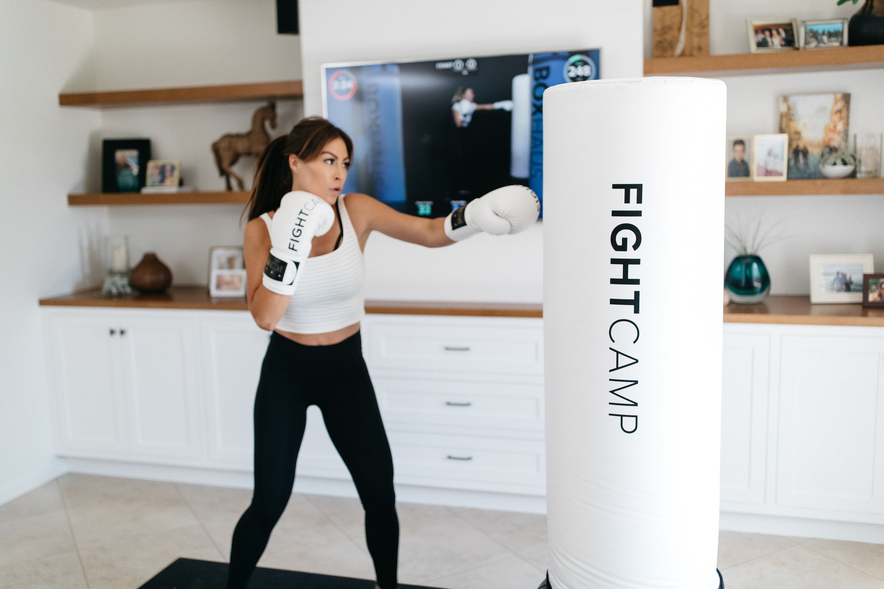 Fightcamp join the best boxing workouts at home